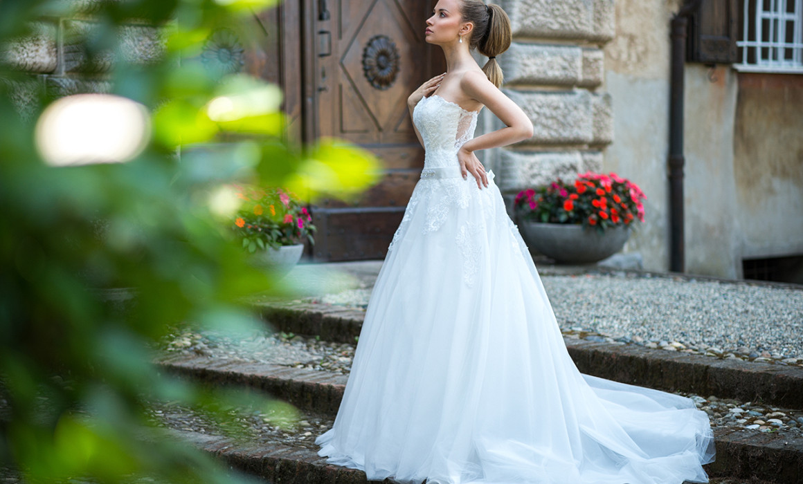Sfilata Milano Galizia Spose