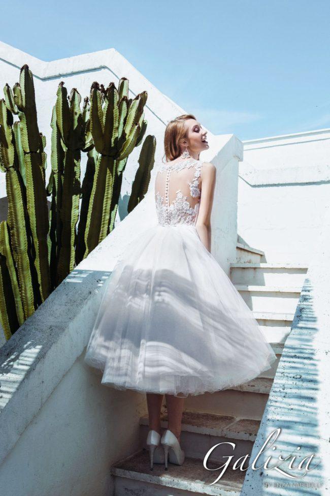 Galizia Spose by Enza Nardelli - Mod: Alicante