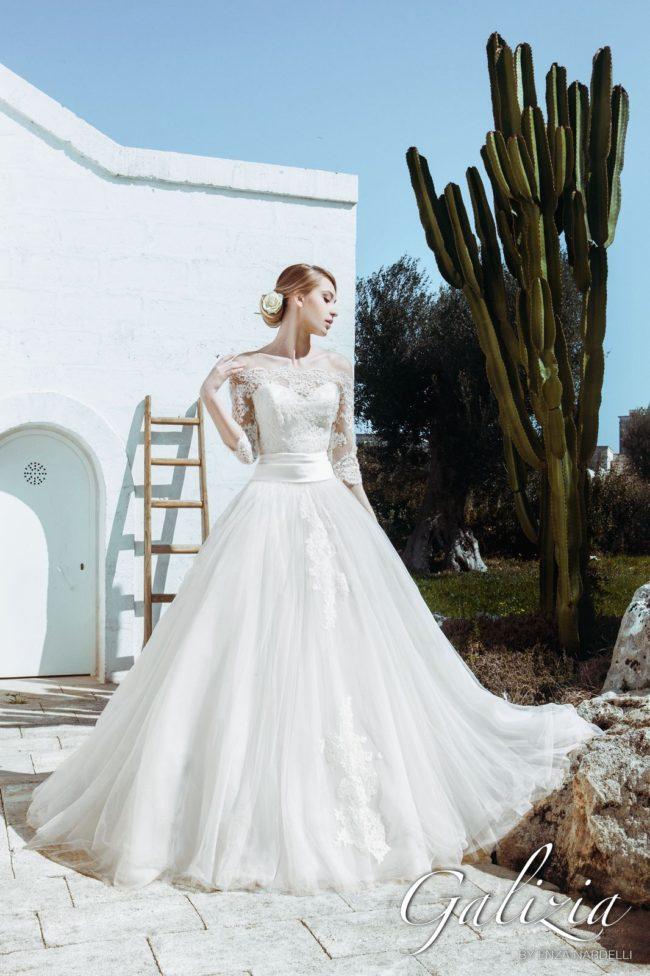 Galizia Spose by Enza Nardelli - Mod: Rose perenni