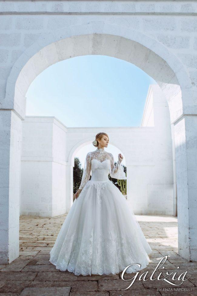 Galizia Spose by Enza Nardelli - Mod: L'ombra della luna