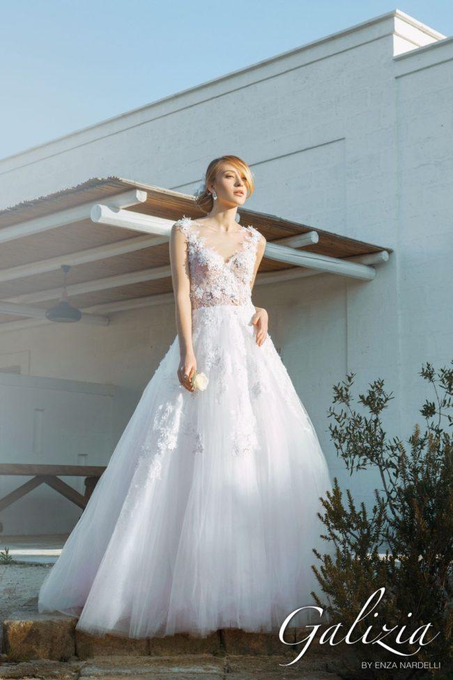 Galizia Spose by Enza Nardelli - Mod: Alba