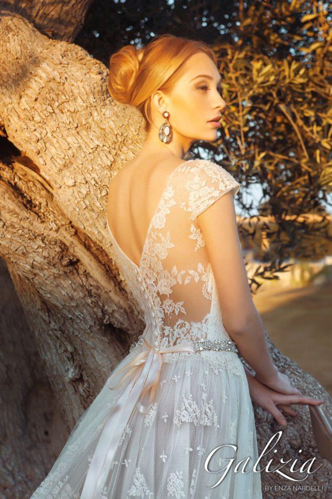 Galizia Spose by Enza Nardelli - Mod: La tessitrice