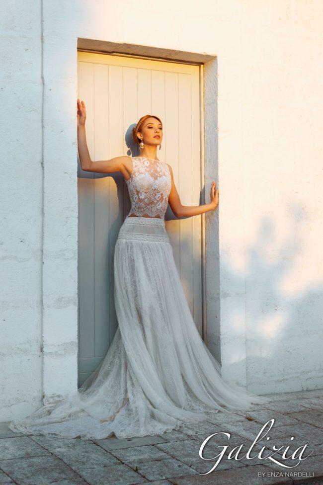 Galizia Spose by Enza Nardelli - Mod: Ricordo il magico istante