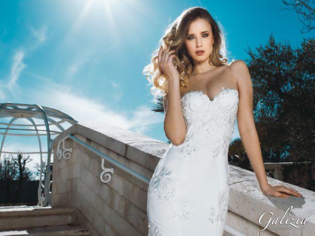 Galizia Spose Collection - Abito Stella Alpina