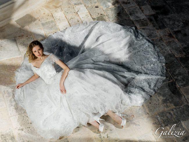 Galizia Spose Collection - Abito Agapanto