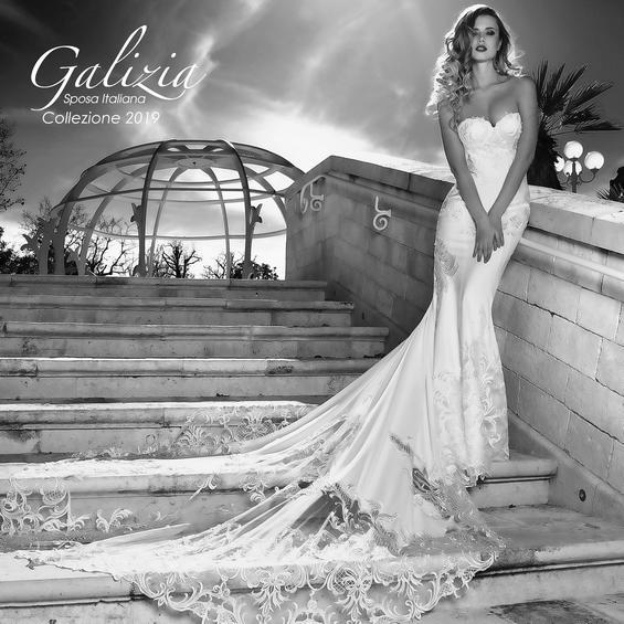 Galizia Spose Collection 2019 - Collezione 2019 Galizia Spose