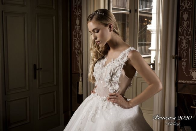 Princess 2020 by Galizia - Mod. Adelaide - Galizia Spose Collection 2020