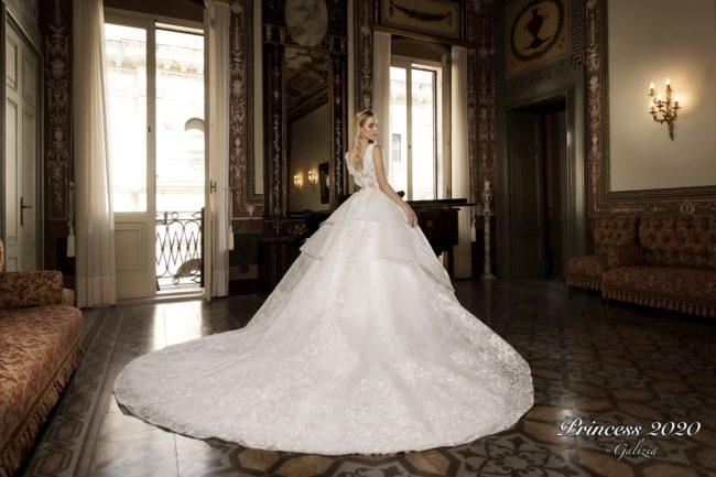 Princess 2020 by Galizia - Mod. Adelaide - Galizia Spose Collection 2020