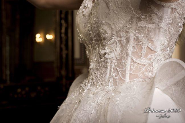 Princess 2020 by Galizia - Mod. Agnese - Galizia Spose Collection 2020