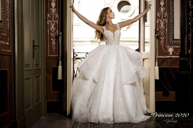 Princess 2020 by Galizia - Mod. Alice - Galizia Spose Collection 2020