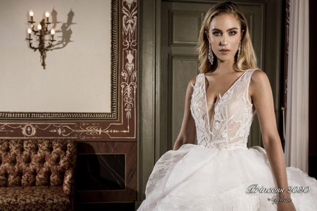 Princess 2020 by Galizia - Mod. Anna - Galizia Spose Collection 2020
