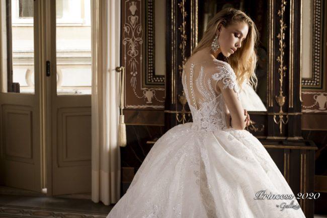 Princess 2020 by Galizia - Mod. Barbara - Galizia Spose Collection 2020