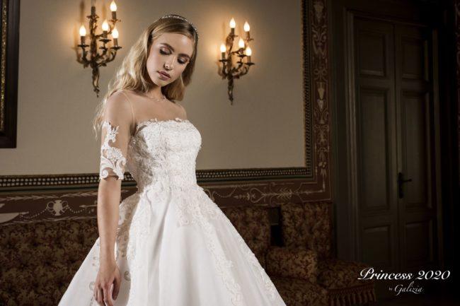 Princess 2020 by Galizia - Mod. Beatrice - Galizia Spose Collection 2020