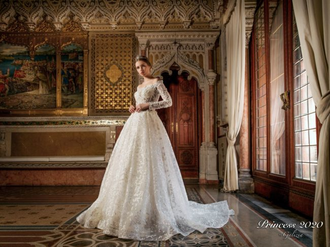 Princess 2020 by Galizia - Mod. Carolina - Galizia Spose Collection 2020