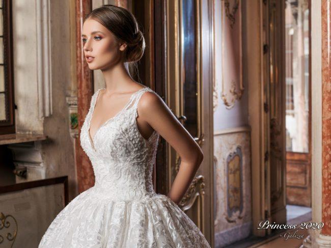 Princess 2020 by Galizia - Mod. Cleopatra - Galizia Spose Collection 2020