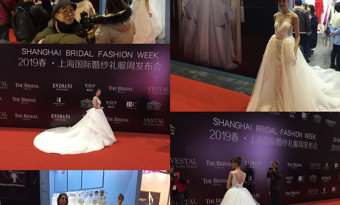 Collezione Sposa 2020: il made in Italy viaggia fino a Shanghai, con Galizia Spose