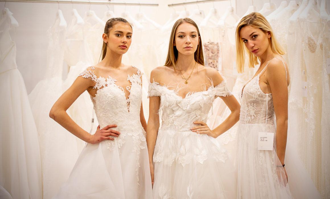 Galizia Spose presenta la sua nuova Collezione di Abiti da Sposa 2020 al Sì Sposaitalia di Milano